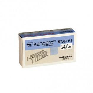 Купить Скобы № 24/6-1М Kangaro по низким ценам