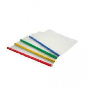 Купить Скоросшиватель А4/6мм пластик. с планкой MIX 1416-00-А по низким ценам