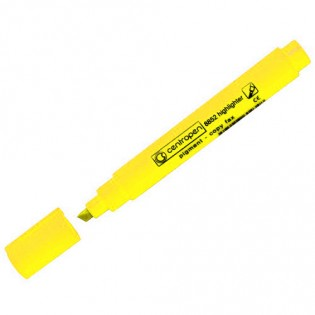 Купить Маркер текст. клиновидный (1-4,6мм) желтый 8852/05  по низким ценам