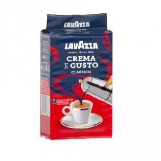 Купить Кофе молотый Lavazza 250г по низким ценам