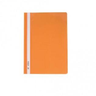 Купить Скоросшиватель А4 пластик.  оранжевый BM.3311-11 по низким ценам