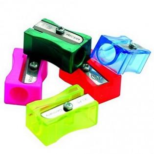 Купить Точилка пластик. без контейнера клиноподобная MIX 100-K по низким ценам
