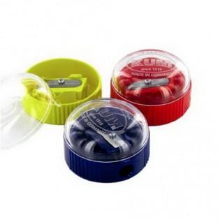 Купить Точилка пластик. с контейнером круглая MIX 210К  по низким ценам
