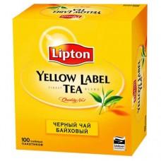 Купить Чай в ф/п с/я (100шт*2г) Yellow Label по низким ценам