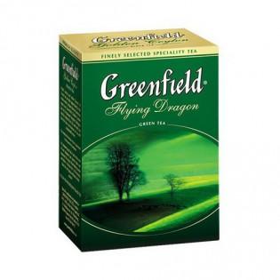 Купить Чай в картон. уп. (100г) зеленый Dragon по низким ценам
