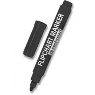 Купить Маркер для флипчартов (по бумаге) круглый (2,5мм) черный 8550-01 по низким ценам