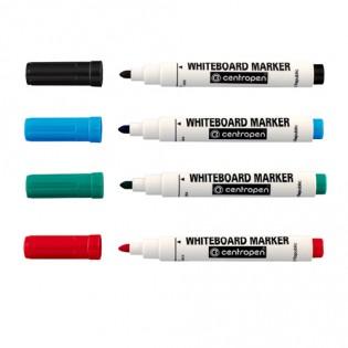 Купить Маркер для досок круглый (2,5 мм)  черный 8559-01 по низким ценам