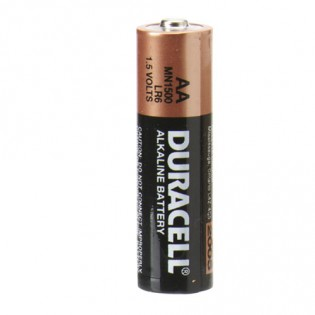 Купить Батарейка LR06 Duracell щелочная пальчиковая    по низким ценам
