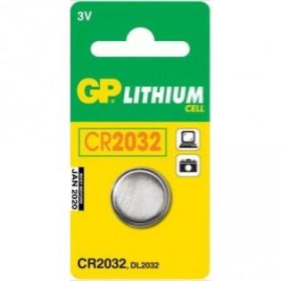 Купить Батарейка CR2032  GP по низким ценам