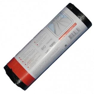 Купить Пакет для мусора 120л/20шт HD (70*110) черный  PS по низким ценам