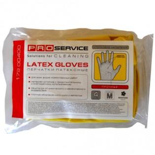 Купить Рукавички универсальные  желтые (M) упак по низким ценам
