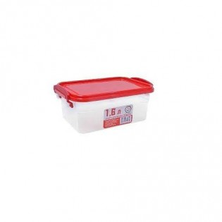 Купить Контейнер пищевой (1,6л) пластик, ТМ Народный продукт по низким ценам