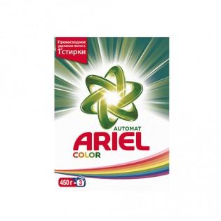 Купить Стиральный порошок (450 гр) автомат для цветного Ariel по низким ценам