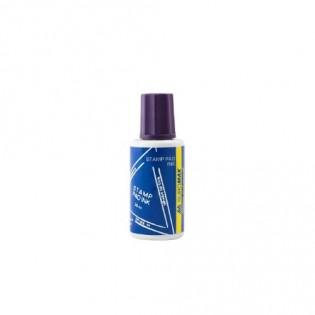 Купить Краска штемпельная (30мл) синяя BM1901-01  по низким ценам