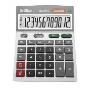 Купить Калькулятор 12 разр. бухгалтерский BS-812 B (140x176x46)  по низким ценам