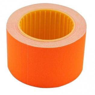 Купить Лента-ценник 35х25 (240шт/6м) прямоугольный, оранжевый BM.282105-11 по низким ценам