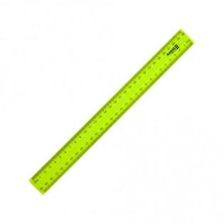 Купить Линейка пластик. 30см цветная D9800 по низким ценам