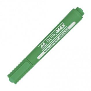 Купить Маркер перманент. круглый (2-4мм) зеленый BM.8700-04 по низким ценам