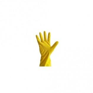 Купить Рукавички универсальные желтые (L) упак по низким ценам