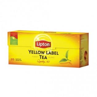 Купить Чай у ф/п з/я (25шт) Yellow Label по низким ценам
