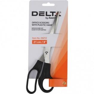 Купить Ножницы 21см пластик. ручками D6212  по низким ценам