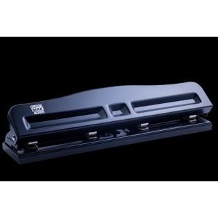Купить Дырокол с линейкой (10л) метал. 4 отверствия BM.4095 по низким ценам