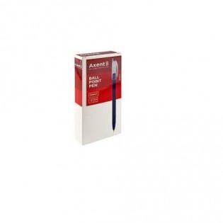 Купить Ручка шариковая (0,5) синяя Axent Direkt AB1002-02-А по низким ценам