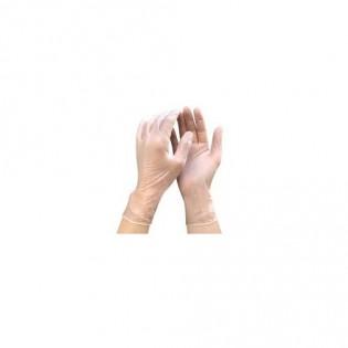 Купить Перчатки виниловые  не опудр. L (100 шт) прозрачная  по низким ценам