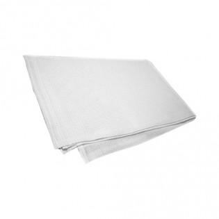 Купить Полотенце кухонное вафельное белое, 45*70см, 200г/м2 по низким ценам