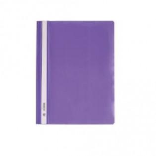 Купить Скоросшиватель А4 пластик.  фиолетовый BM.3311-07 по низким ценам
