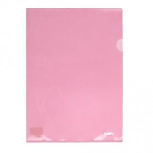 Купить Папка-уголок пласт. А4 170мкм, красная 1434-24-A по низким ценам