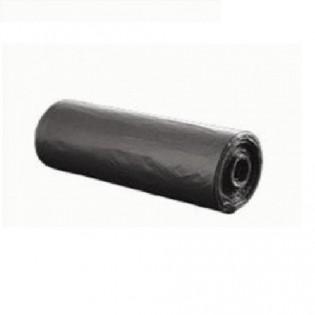 Купить Пакет для мусора 60л/20шт (60*70) 10мкм черный  по низким ценам
