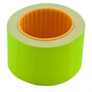 Купить Лента-ценник 35х25 (240шт/6м) прямоугольный, желтый BM.282105-08 по низким ценам