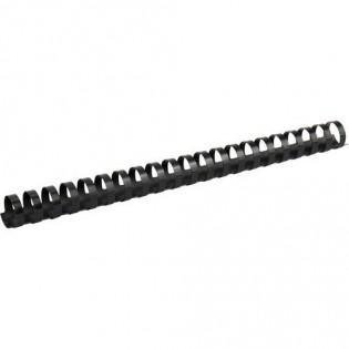 Купить Пружина d22мм (180л/50шт) пластик черная 2922-01-a по низким ценам