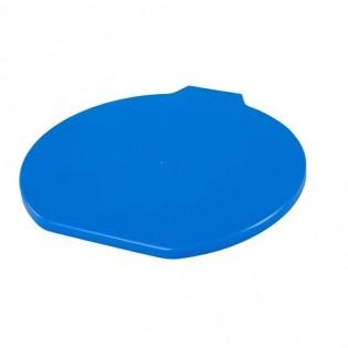 Купить Крышка пластик. для пищевого ведра (9л) синяя ХАССП по низким ценам