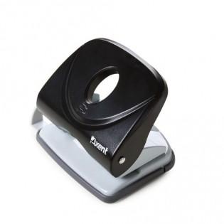 Купить Дырокол с линейкой (30л) пластик. черный  Welle-2, 3830-01-А по низким ценам