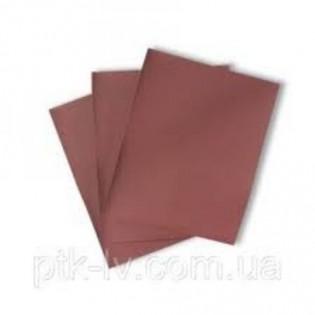 Купить Наждачная бумага на бумажной основе, 230х280 (1200г/м2) по низким ценам