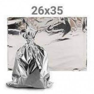 Купить Пакет фольгированный для кур гриль, 270х350мм, (100 шт/уп) по низким ценам