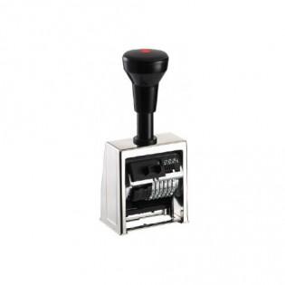 Купить Нумератор автоматический 6-ти разрядный металлический 5,5 мм В6/6/antigue по низким ценам