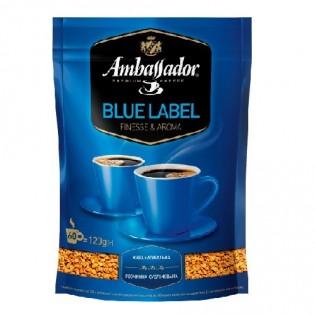 Купить Кофе растворимый (75г), Ambassador Blue Label  по низким ценам