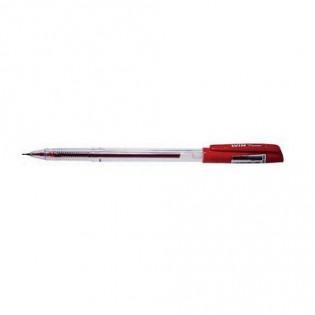 Купить Ручка гелевая (0,6) красная FLOWER  WIN по низким ценам