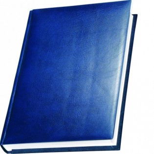 Купить Ежедневник, А5, недатированый, = синий