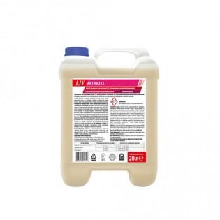 Купить Моющее средство LIV Актив 313, кислотное с пониженым пенообразованием и антибакт. эффектом, 20л по низким ценам