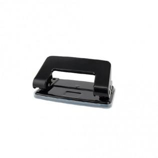 Купить Дырокол без линейки (10л) метал. черный, D3510-01 по низким ценам