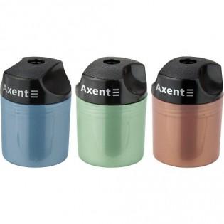 Купить Точилка пластик. с контейнером MIX Ах1153-А по низким ценам