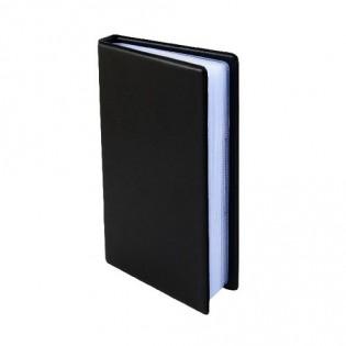 Купить Визитница А5/1 (120 визиток) винил черная KL3003 по низким ценам