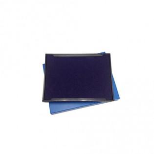 Купить Подушка сменная для оснастки прямоугольная синяя S-855-7 по низким ценам