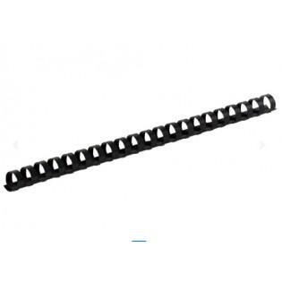 Купить Пружина d19мм (150л/100шт) пластик черная BM.0506-01 по низким ценам