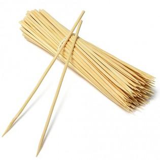 Купить Палочки бамбуковые (300мм*d2,5 мм/100 шт) по низким ценам