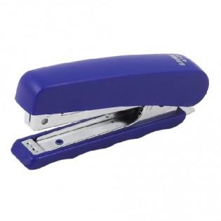 Купить Степлер №10 (12л) пласт. фиолетовый Rubber Touch ВM.4128-07 по низким ценам